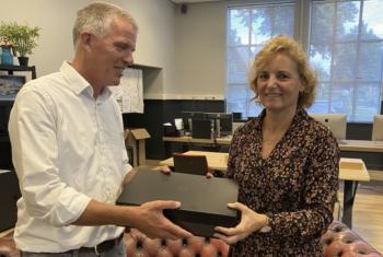Beschrijvende afbeelding van nieuwsbericht: Suzanne Kursten interim-directeur VDP