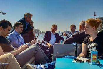 Beschrijvende afbeelding van nieuwsbericht: Reisverslag Denemarken en Zweden
