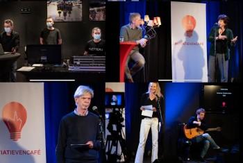 Beschrijvende afbeelding van nieuwsbericht: 10 x het Initiatievencafé Haarlem: De succesformule voor ideeën uit de stad