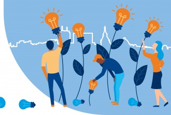 Beschrijvende afbeelding van nieuwsbericht: Deel je innovatiekracht - Duik in de wereld van de GemeenteDelers